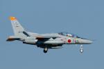 よっしぃさんが、福岡空港で撮影した航空自衛隊 T-4の航空フォト(写真)