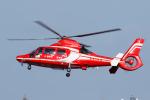 よっしぃさんが、八尾空港で撮影した福岡市消防局消防航空隊 AS365N3 Dauphin 2の航空フォト(写真)