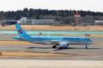 ハム太郎。さんが、成田国際空港で撮影した大韓航空 BD-500-1A11 CSeries CS300の航空フォト(写真)