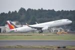 kumagorouさんが、成田国際空港で撮影したフィリピン航空 A321-231の航空フォト(飛行機 写真・画像)