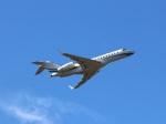 ハム太郎。さんが、成田国際空港で撮影したサンマリノ企業所有 CL-600-2B19 Regional Jet CRJ-200SEの航空フォト(写真)