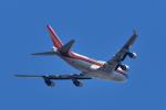 NFファンさんが、厚木飛行場で撮影したカリッタ エア 747-4B5(BCF)の航空フォト(写真)