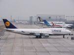 White Pelicanさんが、関西国際空港で撮影したルフトハンザドイツ航空 747-430の航空フォト(写真)