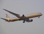 JG太郎さんが、北京首都国際空港で撮影したエティハド航空 787-10の航空フォト(写真)