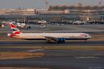 ぱん_くまさんが、羽田空港で撮影したブリティッシュ・エアウェイズ 777-36N/ERの航空フォト(写真)