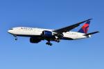 saoya_saodakeさんが、成田国際空港で撮影したデルタ航空 777-232/LRの航空フォト(写真)