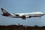 tassさんが、成田国際空港で撮影したオリンピックエアウェイズ 747-212Bの航空フォト(飛行機 写真・画像)
