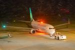 TulipTristar 777さんが、広島空港で撮影した春秋航空日本 737-81Dの航空フォト(写真)