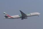 BTYUTAさんが、インディラ・ガンディー国際空港で撮影したエミレーツ航空 777-31H/ERの航空フォト(写真)