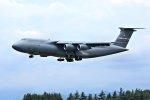 isiさんが、横田基地で撮影したアメリカ空軍 C-5M Super Galaxyの航空フォト(写真)