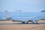 north-wingさんが、中部国際空港で撮影したカリッタ エア 747-4B5F/SCDの航空フォト(写真)