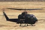 AkiChup0nさんが、習志野演習場で撮影した陸上自衛隊 AH-1Sの航空フォト(写真)