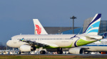 パンダさんが、成田国際空港で撮影したエアプサン A320-232の航空フォト(飛行機 写真・画像)