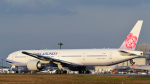 パンダさんが、成田国際空港で撮影したチャイナエアライン 777-309/ERの航空フォト(写真)