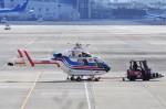 mild lifeさんが、伊丹空港で撮影した朝日新聞社 MD 900/902の航空フォト(写真)