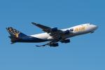ぎんじろーさんが、成田国際空港で撮影したアトラス航空 747-47UF/SCDの航空フォト(写真)