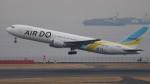 mich_stoneさんが、羽田空港で撮影したAIR DO 767-33A/ERの航空フォト(写真)