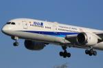 キイロイトリさんが、伊丹空港で撮影した全日空 787-9の航空フォト(写真)