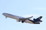 mat-matさんが、関西国際空港で撮影したUPS航空 MD-11Fの航空フォト(写真)