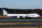 shootingstarさんが、成田国際空港で撮影した日本貨物航空 747-8KZF/SCDの航空フォト(写真)
