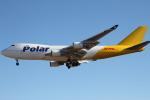 ガペ兄さんが、成田国際空港で撮影したポーラーエアカーゴ 747-45EF/SCDの航空フォト(写真)