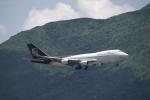 ガペ兄さんが、香港国際空港で撮影したUPS航空 747-44AF/SCDの航空フォト(写真)
