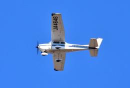 mojioさんが、静岡空港で撮影した日本個人所有 172N Skyhawk 100の航空フォト(写真)