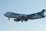 ガペ兄さんが、成田国際空港で撮影したポーラーエアカーゴ 747-46NF/SCDの航空フォト(写真)