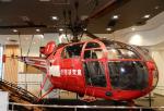 チャーリーマイクさんが、消防博物館で撮影した東京消防庁航空隊 SE-3160 Alouette IIIの航空フォト(写真)