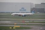 ガペ兄さんが、アムステルダム・スキポール国際空港で撮影したアルキア・イスラエル・エアラインズ 757-3E7の航空フォト(写真)