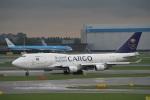 ガペ兄さんが、アムステルダム・スキポール国際空港で撮影したサウディア 747-481(BDSF)の航空フォト(写真)