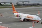 SFJ_capさんが、那覇空港で撮影したチェジュ航空 737-8ASの航空フォト(写真)