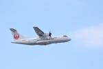 ひこ☆さんが、那覇空港で撮影した日本エアコミューター ATR-42-600の航空フォト(写真)