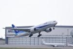 ひこ☆さんが、那覇空港で撮影した全日空 777-281/ERの航空フォト(写真)
