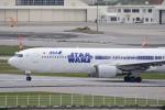 ひこ☆さんが、那覇空港で撮影した全日空 767-381/ERの航空フォト(写真)