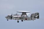 ひこ☆さんが、那覇空港で撮影した航空自衛隊 E-2C Hawkeyeの航空フォト(写真)
