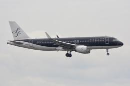 SKY☆101さんが、羽田空港で撮影したスターフライヤー A320-214の航空フォト(飛行機 写真・画像)