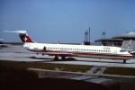 tassさんが、パリ シャルル・ド・ゴール国際空港で撮影したCTA - Compagnie de Transport Aerien MD-87 (DC-9-87)の航空フォト(写真)
