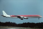 tassさんが、成田国際空港で撮影したエメリー・ワールドワイド DC-8-73CFの航空フォト(写真)