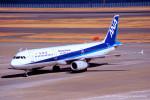 Takehiro-2018さんが、羽田空港で撮影した全日空 A321-131の航空フォト(写真)