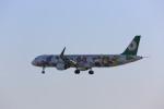 meijeanさんが、那覇空港で撮影したエバー航空 A321-211の航空フォト(写真)