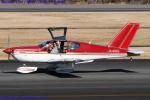 Chofu Spotter Ariaさんが、静岡空港で撮影した日本個人所有 TB-10 Tobagoの航空フォト(飛行機 写真・画像)