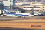 HD乗りさんが、伊丹空港で撮影したANAウイングス 737-54Kの航空フォト(写真)