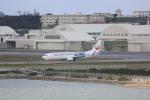 meijeanさんが、那覇空港で撮影した日本トランスオーシャン航空 737-8Q3の航空フォト(写真)