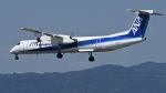 オキシドールさんが、伊丹空港で撮影したANAウイングス DHC-8-402Q Dash 8の航空フォト(写真)