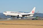 Tango-4さんが、高知空港で撮影した日本航空 737-846の航空フォト(写真)