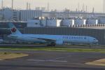 MA~RUさんが、羽田空港で撮影したエア・カナダ 777-333/ERの航空フォト(写真)