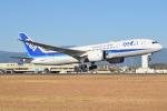 Tango-4さんが、高知空港で撮影した全日空 787-8 Dreamlinerの航空フォト(写真)