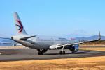 mojioさんが、静岡空港で撮影した中国東方航空 A321-211の航空フォト(写真)