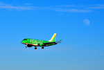 mojioさんが、静岡空港で撮影したフジドリームエアラインズ ERJ-170-100 SU (ERJ-170SU)の航空フォト(写真)